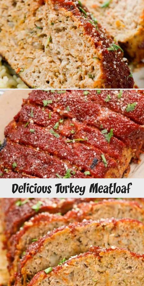 This Turkey meatloaf recipe is moist and tender. This is made with lean ground turkey and it's a family favorite! #spendwithpennies #meatloaf #turkeymeatloaf #easyrecipe #turkeymeatloafrecipe #healthyrecipe #easydinner #dinnerrecipe #TurkeyrecipesPioneerWoman #TurkeyrecipesBoneless #EasyTurkeyrecipes #TurkeyrecipesSteak #TurkeyrecipesChristmas