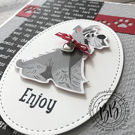 Border Buddy Saturday Playful Pets Suite By Stampin Up In 2020 Pet Suite Cards Handmade Stampin Up