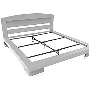 Glideaway X Support Bed Frame Support System Gs 3 Xs Model 3 Cross Rails And 3 Legs Strong Center Support Base Fo Bed Foundation Bed Frame Steel Bed Frame