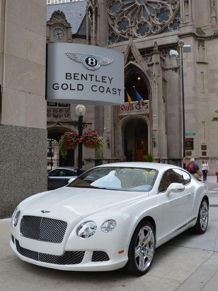 Used 2012 Bentley Continental Gt Chicago Il Bentley Continental Gt Bentley Bentley Continental