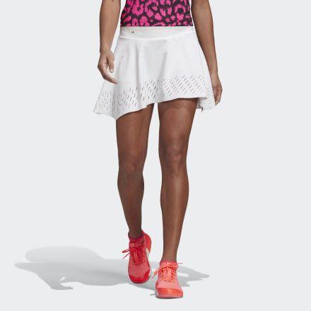 Adidas By Stella Mccartney Court Skirt Pink Womens Stella Mccartney Adidas Tennis Clothes Stella Mccartney Tennis