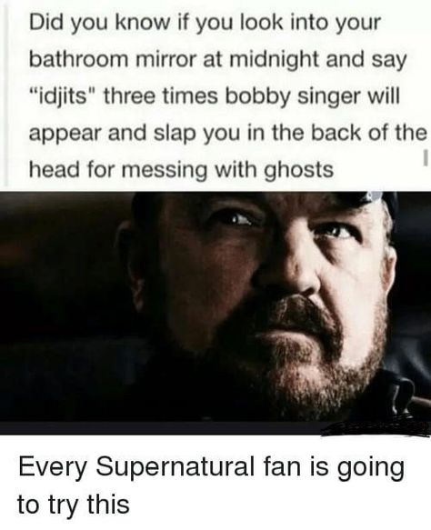 14 'Supernatural' Memes That Only The Superfans Will Get
