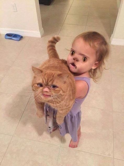 These Horrible Face Swaps Will Keep You Awake at Night