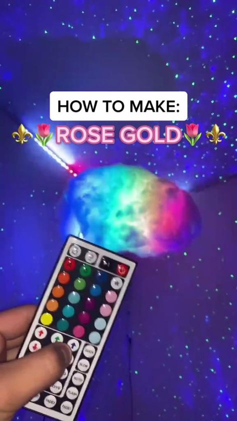How to make Rose Gold