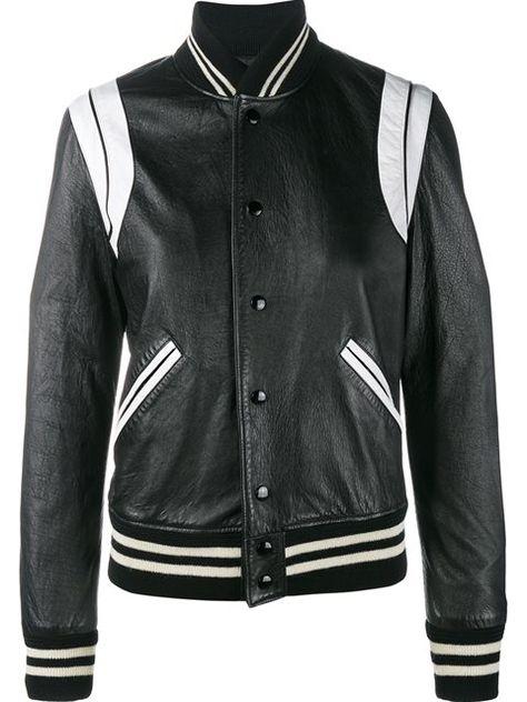 e979b0b630ad SAINT LAURENT CLASSIC TEDDY JACKET.  saintlaurent  cloth  jacket ...