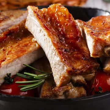 Tangy Baked Pork Ribs Kroger Recipe Beef Recipes For Dinner Baked Pork Ribs Rib Recipes