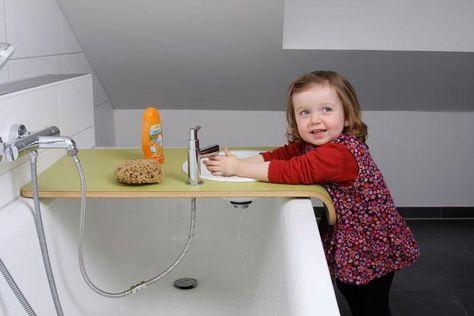 Waschtisch Kinder Badewanne