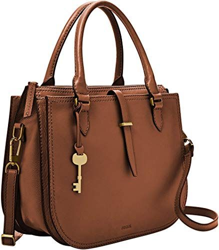 New Fossil Ryder Satchel Purse Handbag