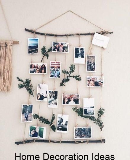 Super Diy Crafts For The Home Wall Picture Frames Cute Ideas 70+ Ideas, #