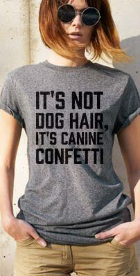 I/'d Love To But My Dog Said No T Shirt Funny Women Slogan Tee Joke Animals Top