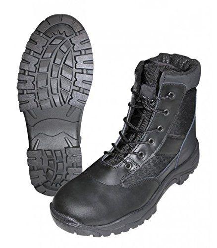 Ps Ume Suede Boot Leopard Mocca, Boots femme - Noir (Black Coffee), 37 EUPieces