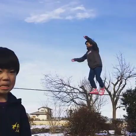 Stick the landing