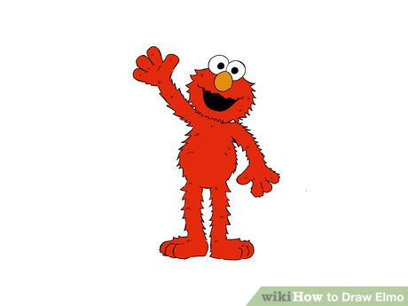 List Of Pinterest Elmo Drawing Step By Step Pictures