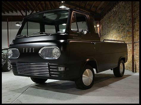 1965 Ford F Econoline 200 Ci 3 Speed Presented As Lot T143 At
