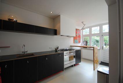 Betonplex keuken 10 - retro keukens | Pinterest - Retro keukens ...