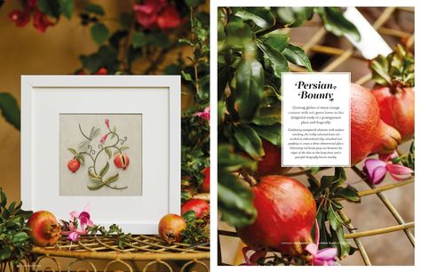 Inspirations - Embroidery Magazine from Australia, Issue#108, Merry and Bright!