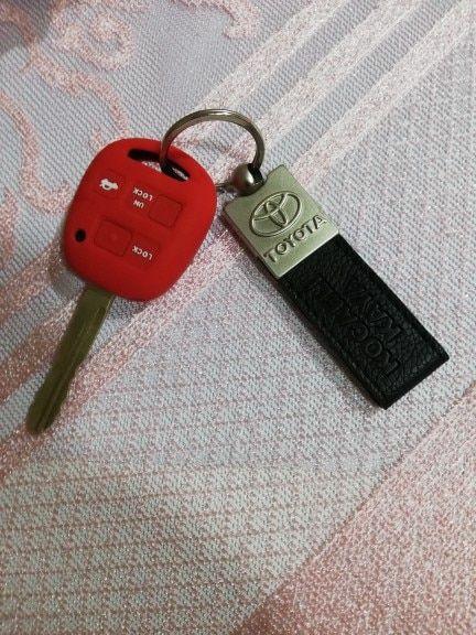 Silicone 3 Button Car Key Fob Cover Case Jacket For Lexus Ls Es Sc Remote W Trunk Button Car Key Fob Car Accessories For Women Lexus
