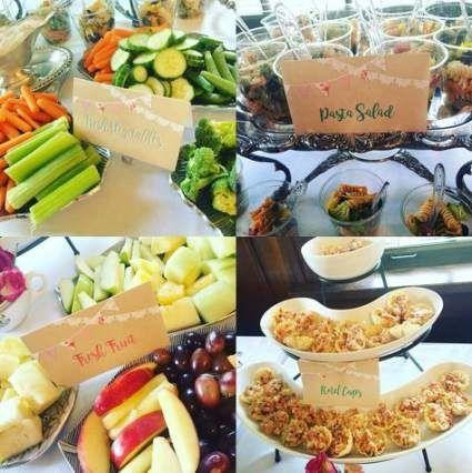 Garden Party Menu Appetizers 44 New Ideas Garden Appetizer