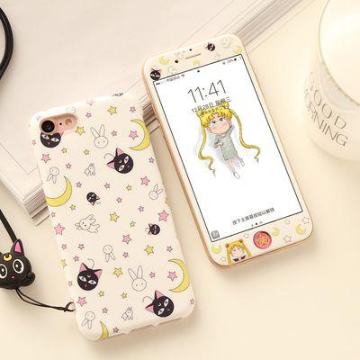 Cute Sailor Moon Phone Case for iphone 6/6s/6plus/7/7plus | Sailor ...