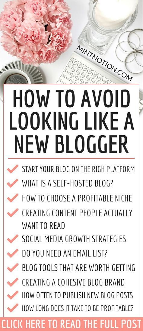 What Not To Do When Starting A Blog: 10 Rookie Mistakes