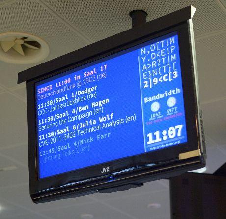 info-beamer pi - A Digital Signage Player for the Raspberry PI   Pi