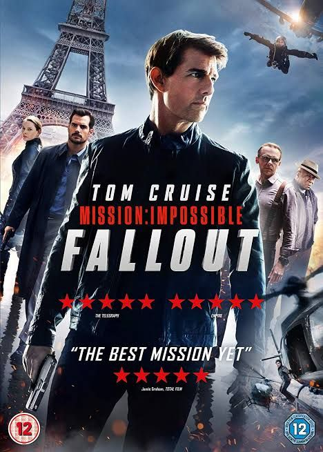 Titulo Original Mission Impossible Fallout Com Imagens