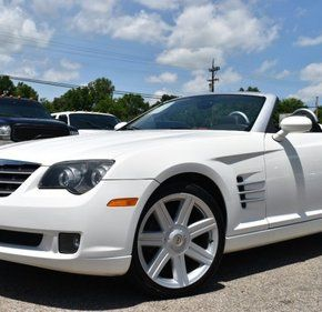 Chrysler Crossfire Classics For Sale Classics On Autotrader