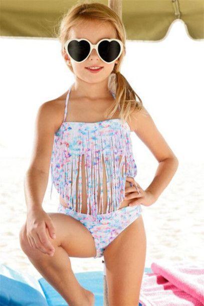 Trajes De Bano Para Ninas 13 Traje De Bano Nina Bikini Para