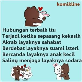 hubungan terbaik friendship quotes love quotes life lessons