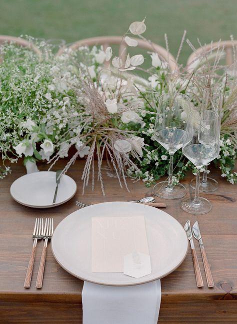 Elegant Carmel Wedding with Photography by Jose Villa, II