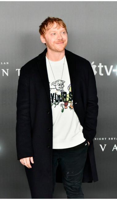 Ron Wird Papa Rupert Grint Georgie Groome Erwarten Ihr Erstes Baby Ron Weasley Schauspieler Daniel Radcliffe