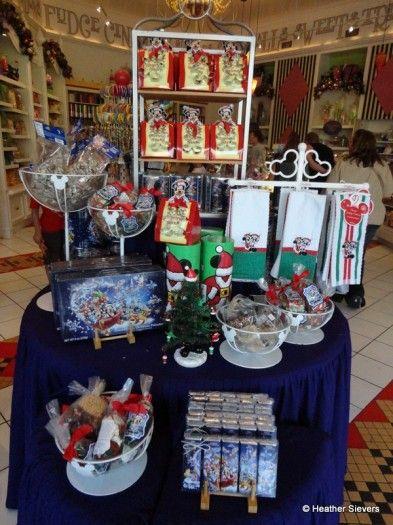 It's November; Merry Christmas! Holiday Treats Pop Up in Disney Parks 2012 | the disney food blog