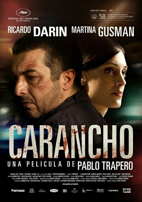 Carancho | Filmes, Dirigida, Biblioteca
