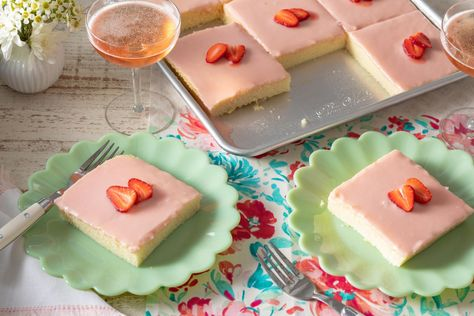 Make This Pretty Rosé Sheet Cake for Mother's Daythepioneerwoman