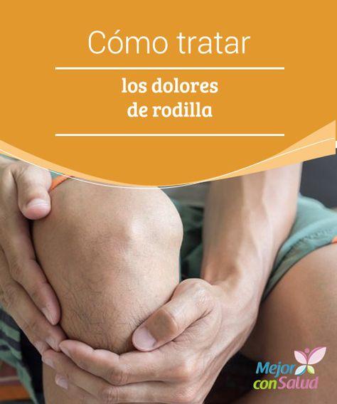 Cómo tratar los dolores de rodilla  Solemos pensar que los dolores de rodilla son más frecuentes en los ancianos o en los deportistas. Sin embargo, se trata de una dolencia que afecta a todas las edades, profesiones y actividades.