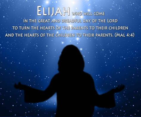 Mission of Elijah, Revealing God the Mother: Christ Ahnsahnghong came as spiritual Elijah and Revealed God the Mother who can give us salvation.