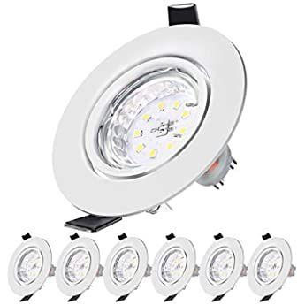 Ketom Lampada Da Soffitto 6 Faretti Gu10 Orientabili Lampada Da Parete Soffitto Girevole Con Lampad Nel 2020 Illuminazione Indiretta Lampade Da Soffitto Illuminazione