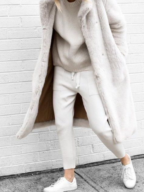 Autumn And Winter Fur Coat - florafafa.com