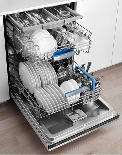 The Ultimate Dishwasher Bosch Dishwashers Luxury Kitchen