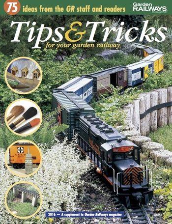 75 Garden Railway Tips Tricks Garden Railway Garden Railway