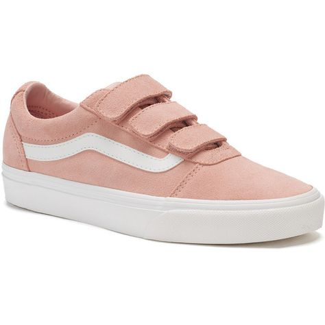 cabc99ae108aeb Vans Ward Women s Skate Shoes ( 70) ❤ liked on Polyvore featuring shoes