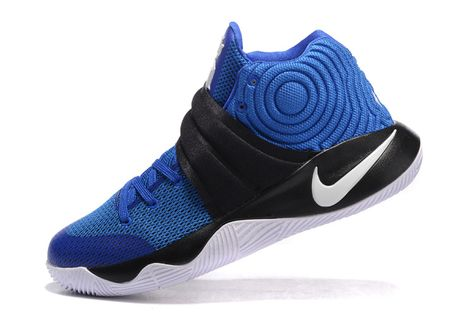 half off 36475 0bb95 2016-2017 Sale Kyrie 2 II Game Royal Blue Black White New Arrival 2016