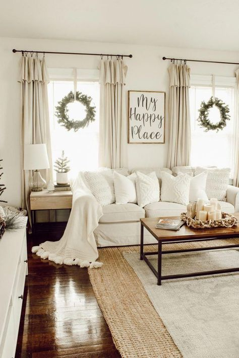 Home Remodel Modern 80 cozy farmhouse living room decor ideas 18 Related.Home Remodel Modern 80 cozy farmhouse living room decor ideas 18 Related Sweet Home, Diy Casa, Sofa Design, Interior Design, Luxury Interior, Interior Colors, Interior Paint, Interior Ideas, Interior Styling