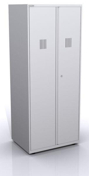 Syd086c Systemfile Garderobenschrank B 800 T 600 Mm
