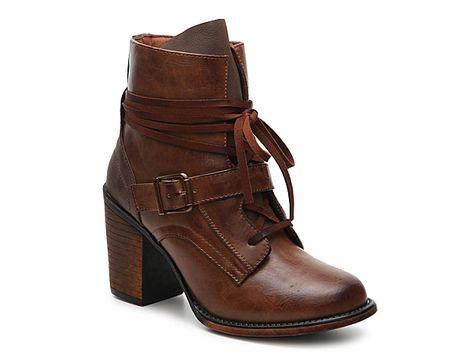 d54874404 Women Duke Bootie -Cognac | Products | Shoes, Boots, Fashion
