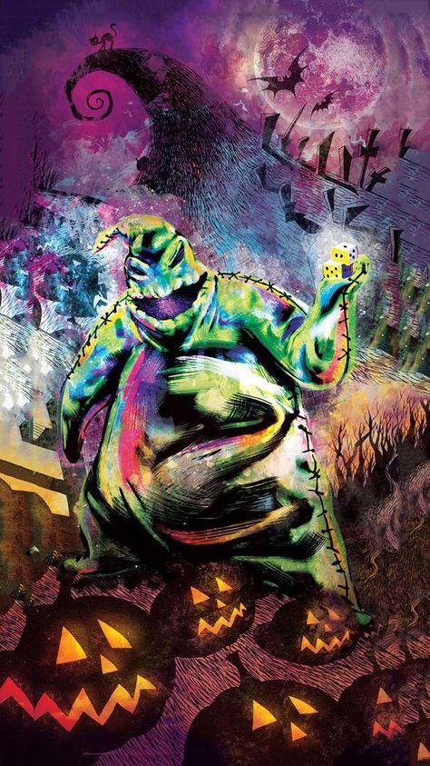 Oogie Boogie Wallpapers - iXpap
