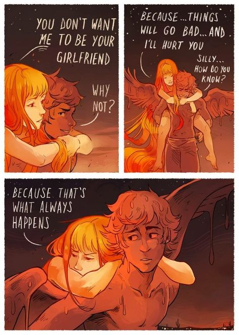 One of my favorites: Icarus and the Sun by Picolo-Kin - Imgur