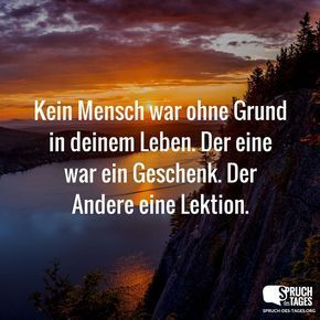 Kein Mensch war ohne Grund in deinem Leben...❤ - Liane Averbeck - #Averbeck #deinem #Grund #Kein #Leben #Liane #Mensch #ohne #war
