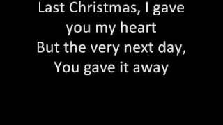 wham last christmas youtube - Youtube Last Christmas