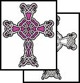 cross Tattoos, religious Tattoos, catholic Tattoos, heavenly Tattoos,
